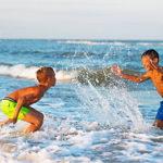 Kolonia sportowo-rekreacyjna nad morzem