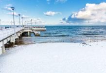 Dlaczego warto pojechać nad Bałtyk zimą?